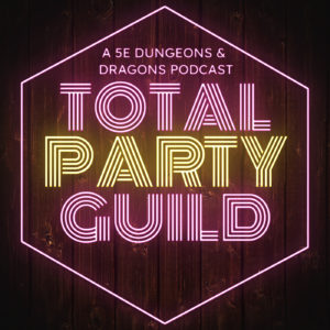 Dungeons and Dragons Podcast Album Cover